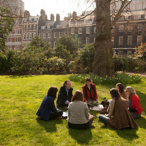 Summer Study London - Webinar