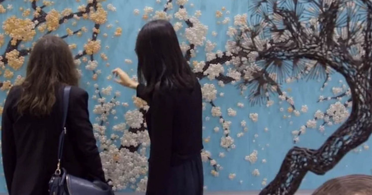Art Business Students Immerse Themselves In The Chinese Art World
