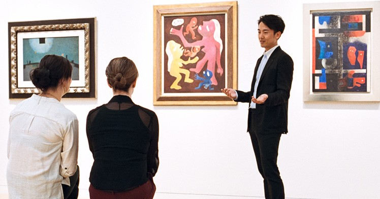 Executive Program: Global Art Markets, Collecting and Connoisseurship (Traditional Chinese)