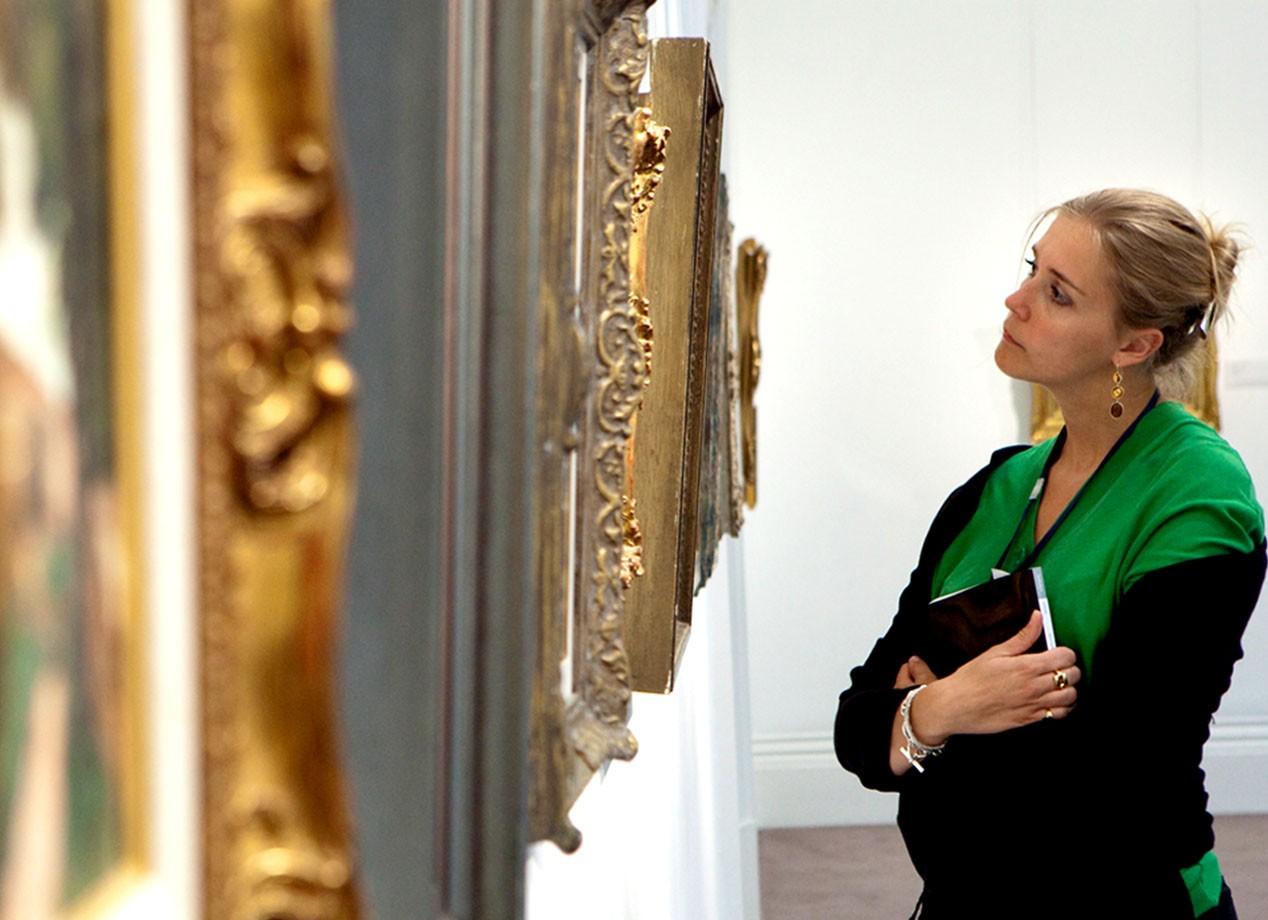 Experience Art History - July