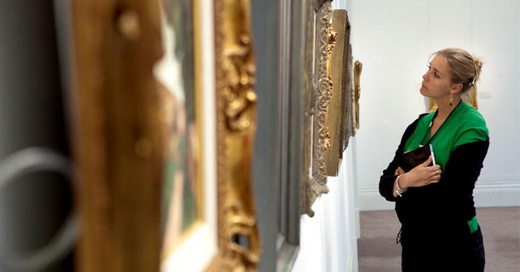 Experience Art History - June