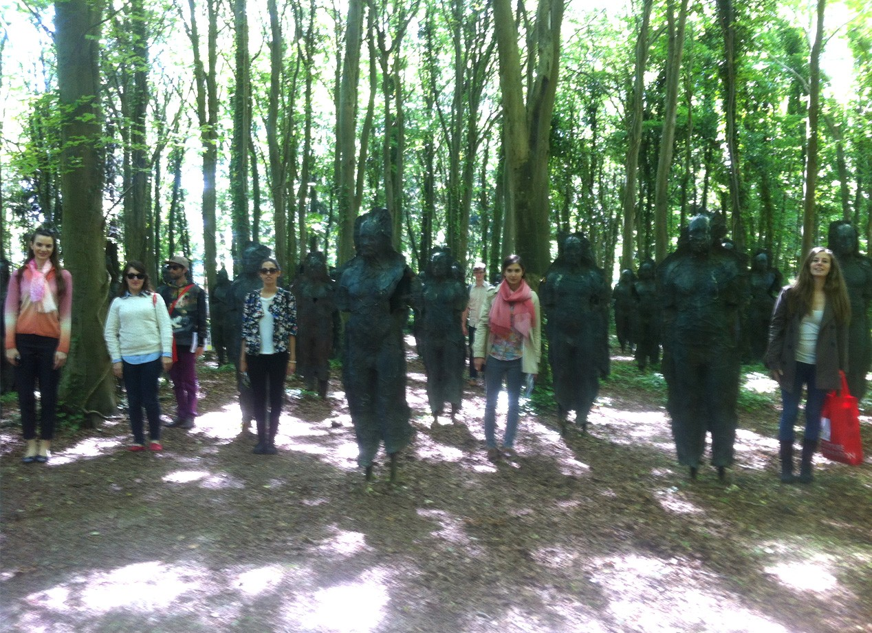Art and its Markets: visit to Cass Sculpture Foundation, Sussex