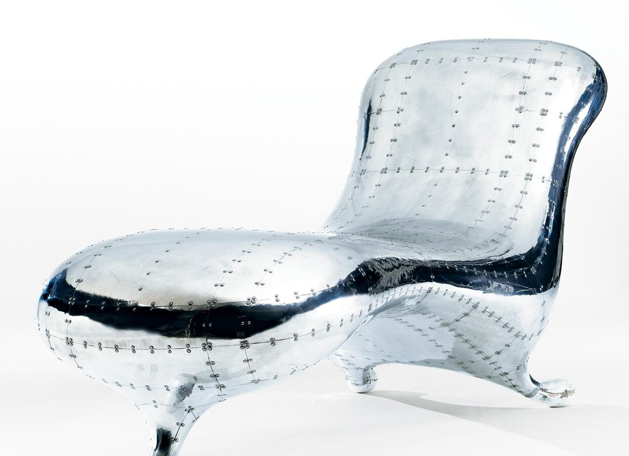 By The Numbers: Marc Newson's Lockheed Lounge Chair