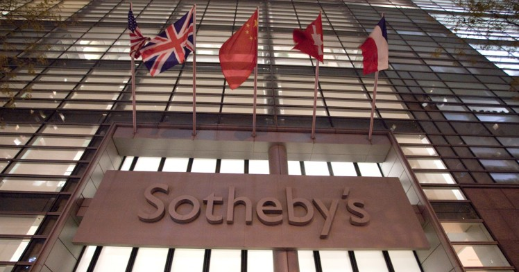 Sotheby's Institute of Art New York, walk-in hours at Sotheby's Auction House