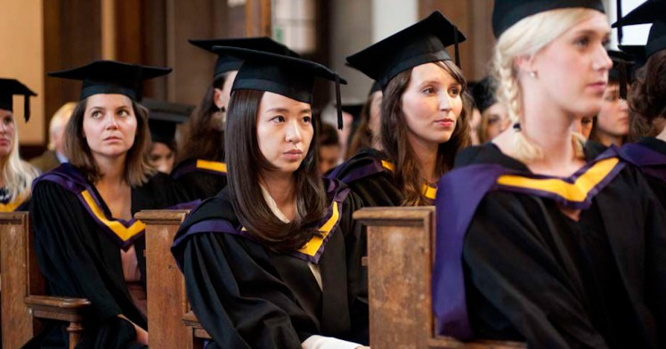 Sotheby's Institute of Art – London Graduation, Class of 2014-15