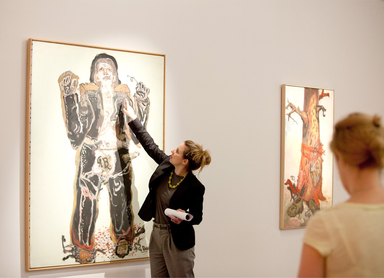 Classroom Banner Ideas ~ The benefits of studying contemporary art in situ news