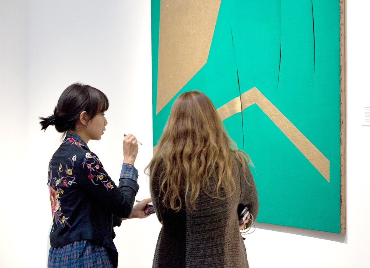 Starting out in your career in the international art world? Here's our advice.