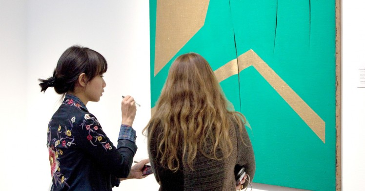 Starting Out in Your Career in the International Art World? Here's Our Advice