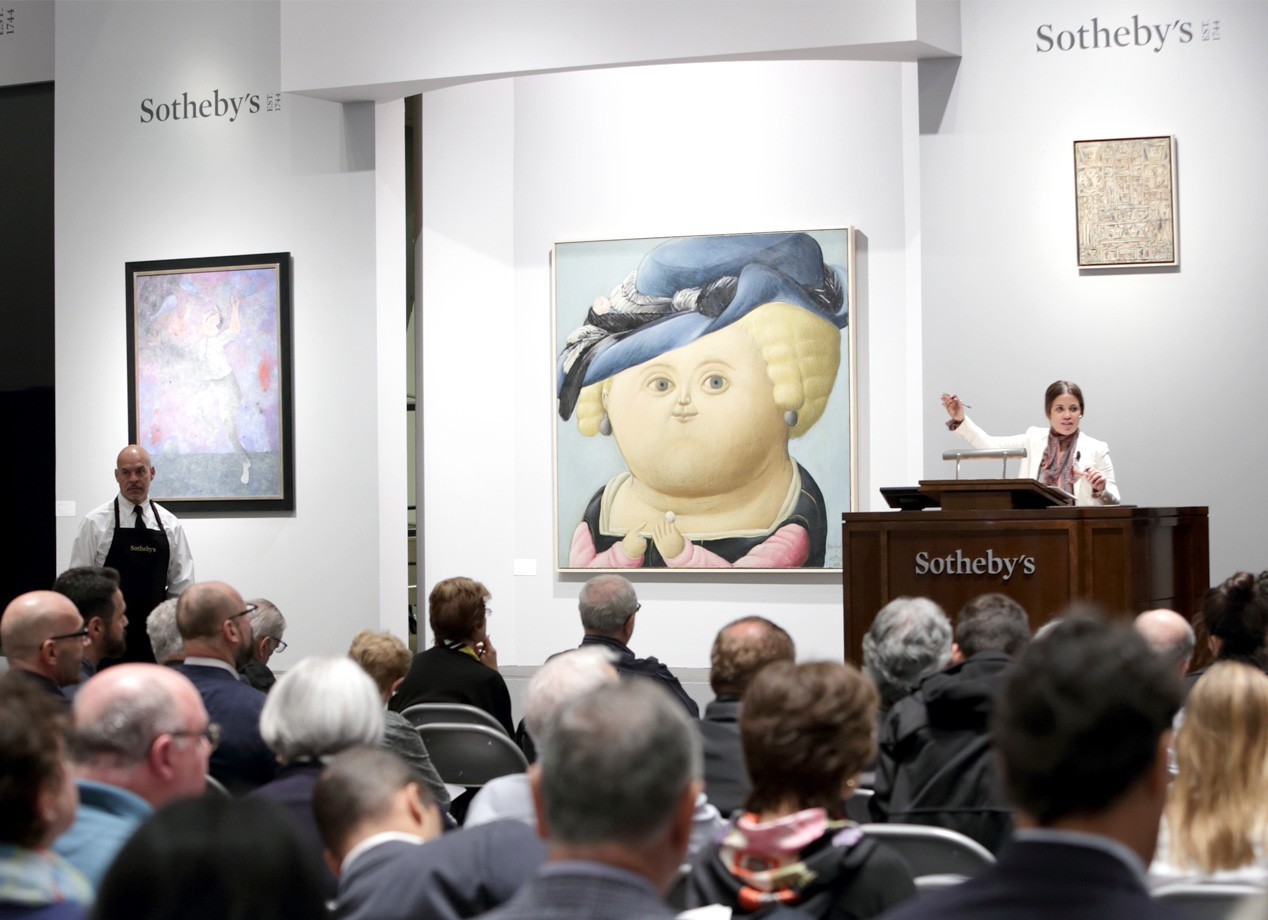 Sotheby's Institute, Los Angeles: Creative Industries Colloquium - Latin American Art