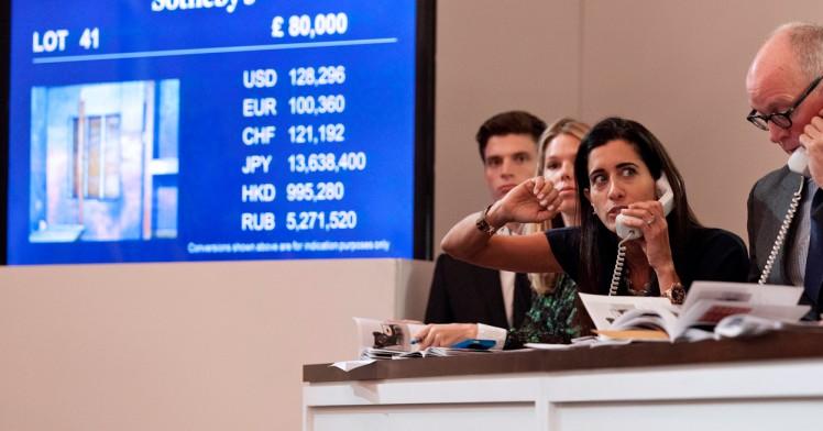 4 Art Market Leaders, 4 Secrets to Their Success