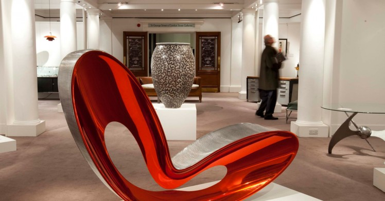 MA Fine and Decorative Art and Design, London - Taster Session