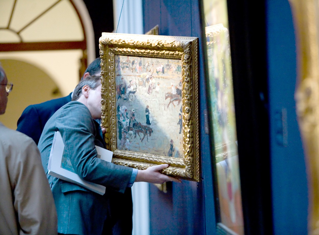 Private Matters: Valuation Insights in Art Damage, Loss, and Fraud