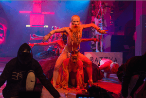 Asian Dope Boys (Tianzhuo Chen), ISHVARA, 2015. Performance, Palais de Tokyo, Paris, 124 min