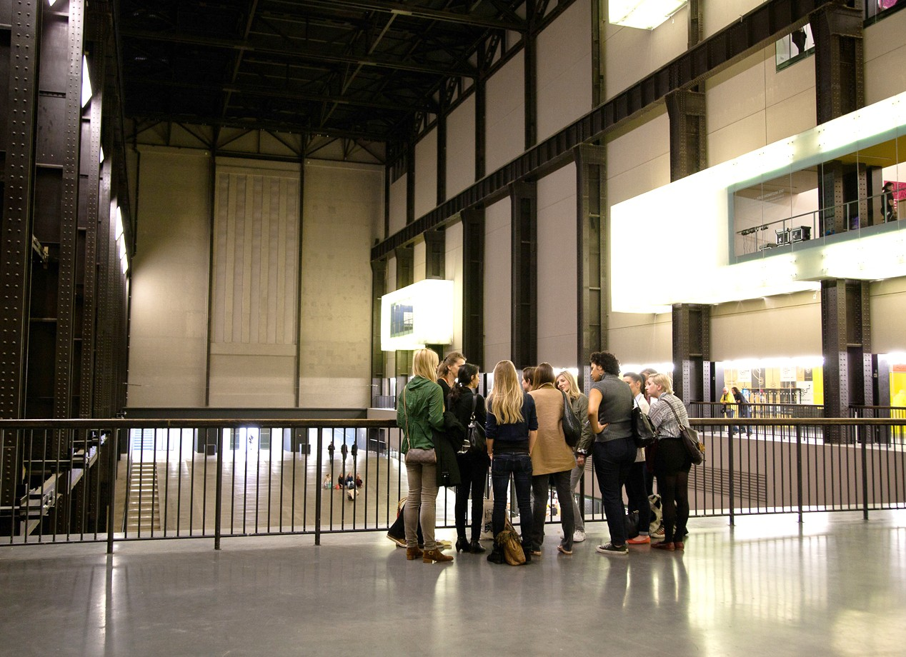 Tate Modern Reinvents Itself with the Switch House