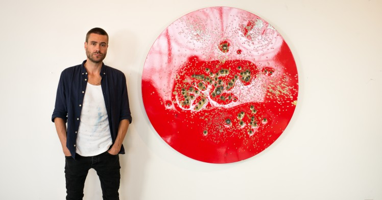 Sotheby's Institute Los Angeles Open House with Alumnus Nick Hunt