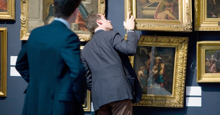 Theft, Fakes and Forgery...Understanding Art Crime in a Global Art Market