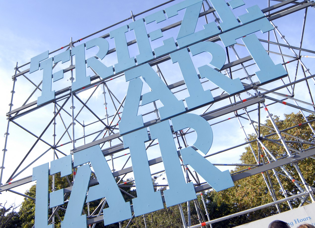 How To Navigate An Art Fair