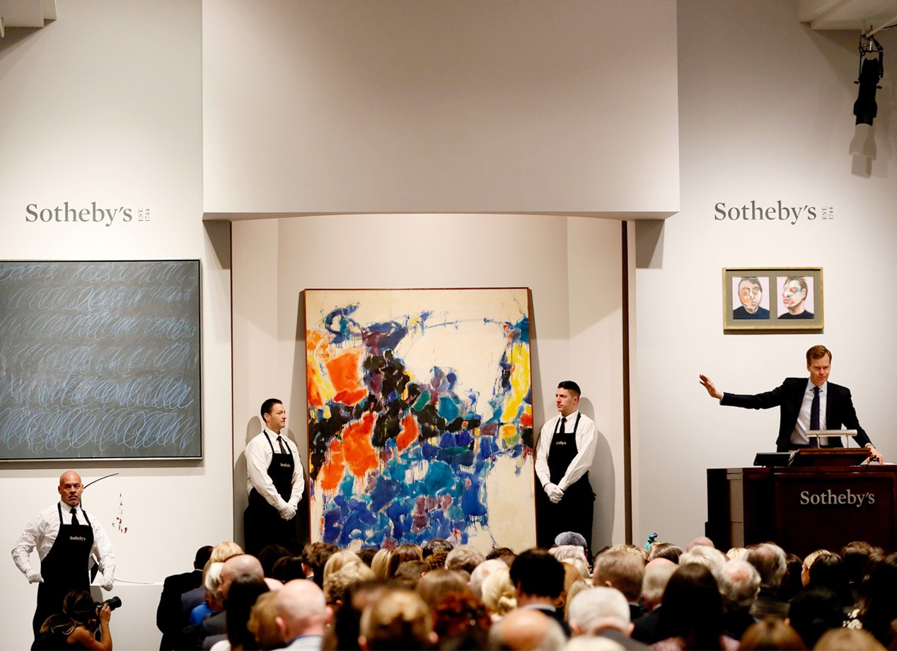 Sotheby's Institute of Art Launches New Internships, Mentorships, and Job Project Bank in Expanded Relationship with Sotheby's Auction House