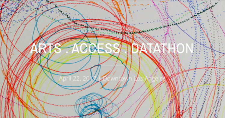Arts Access Datathon