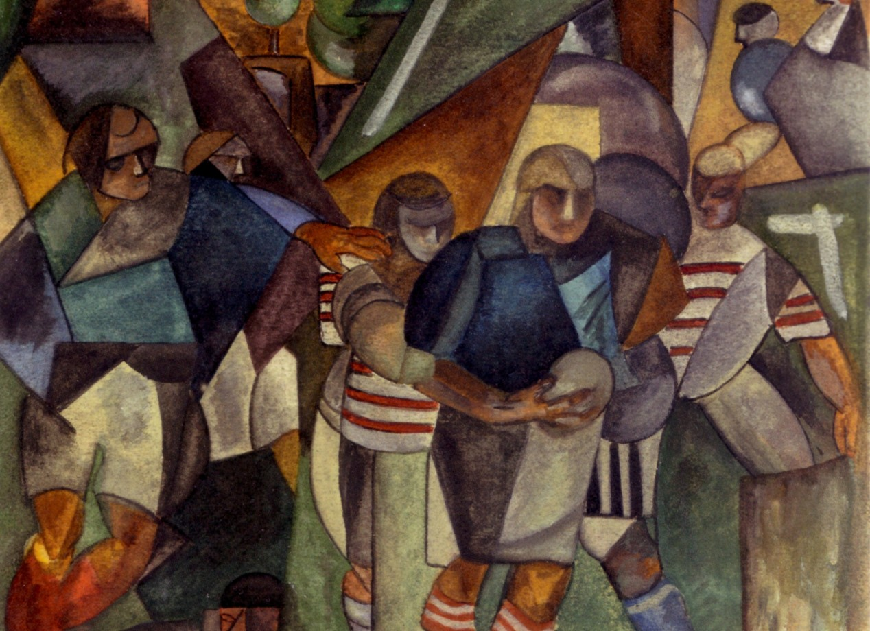 On Albert Gleizes Cubism And Sport In Art By Bernard Vere