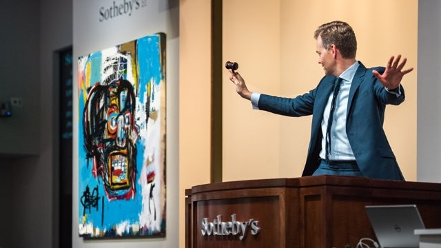 Basquiat Bonanza among a Watershed Week for Auctions