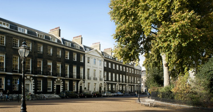 Celebrate Art, Architecture, Culture, Education and more at Bedford Square Festival