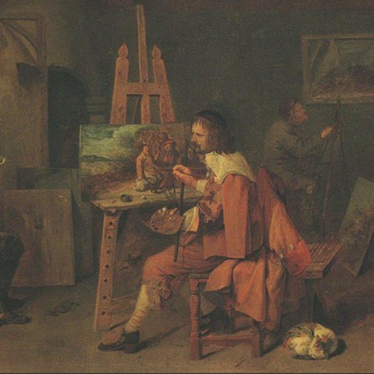 Old Masters Painters: Methods, Materials and Interventions - London