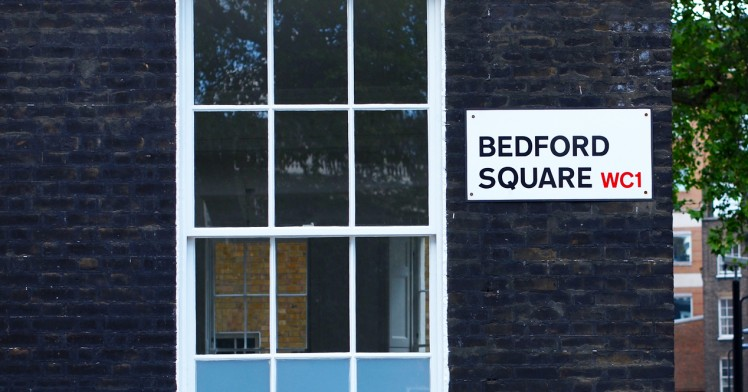 The History of Our Home: Bedford Square
