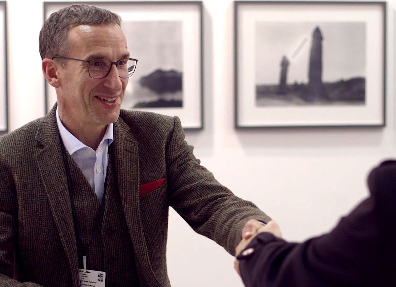 Business Management in the Art World - London