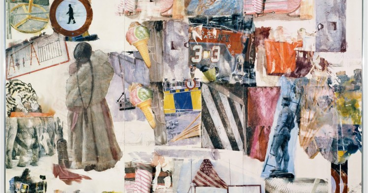 Taxidermy to Tennis Balls: Rauschenberg and the Art of Recycling