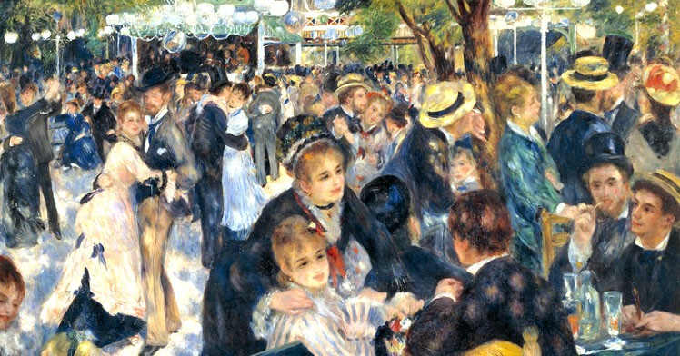 History of Art: Rococo to Post-Impressionism
