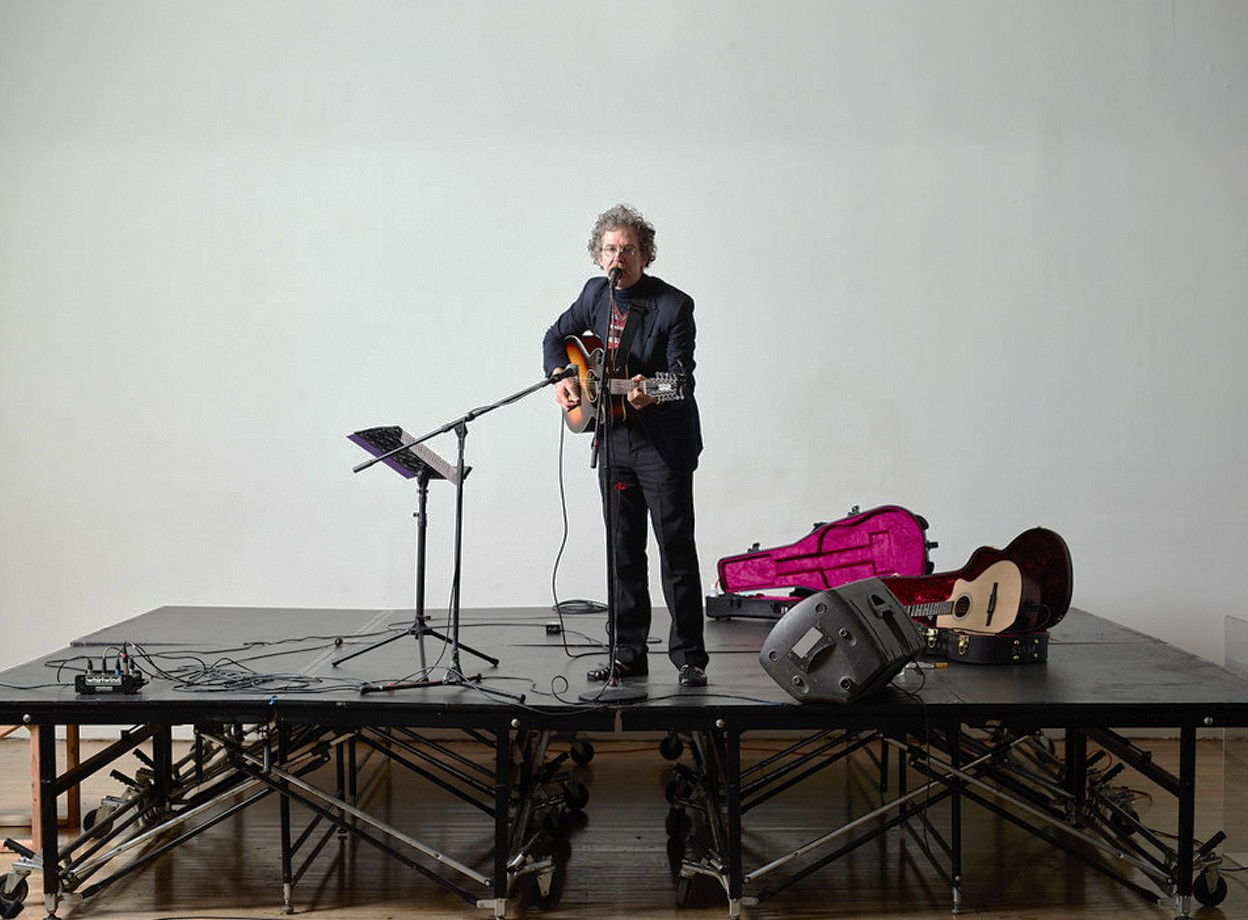 Contemporary Art Lectures: Martin Creed, 'Words and Music'