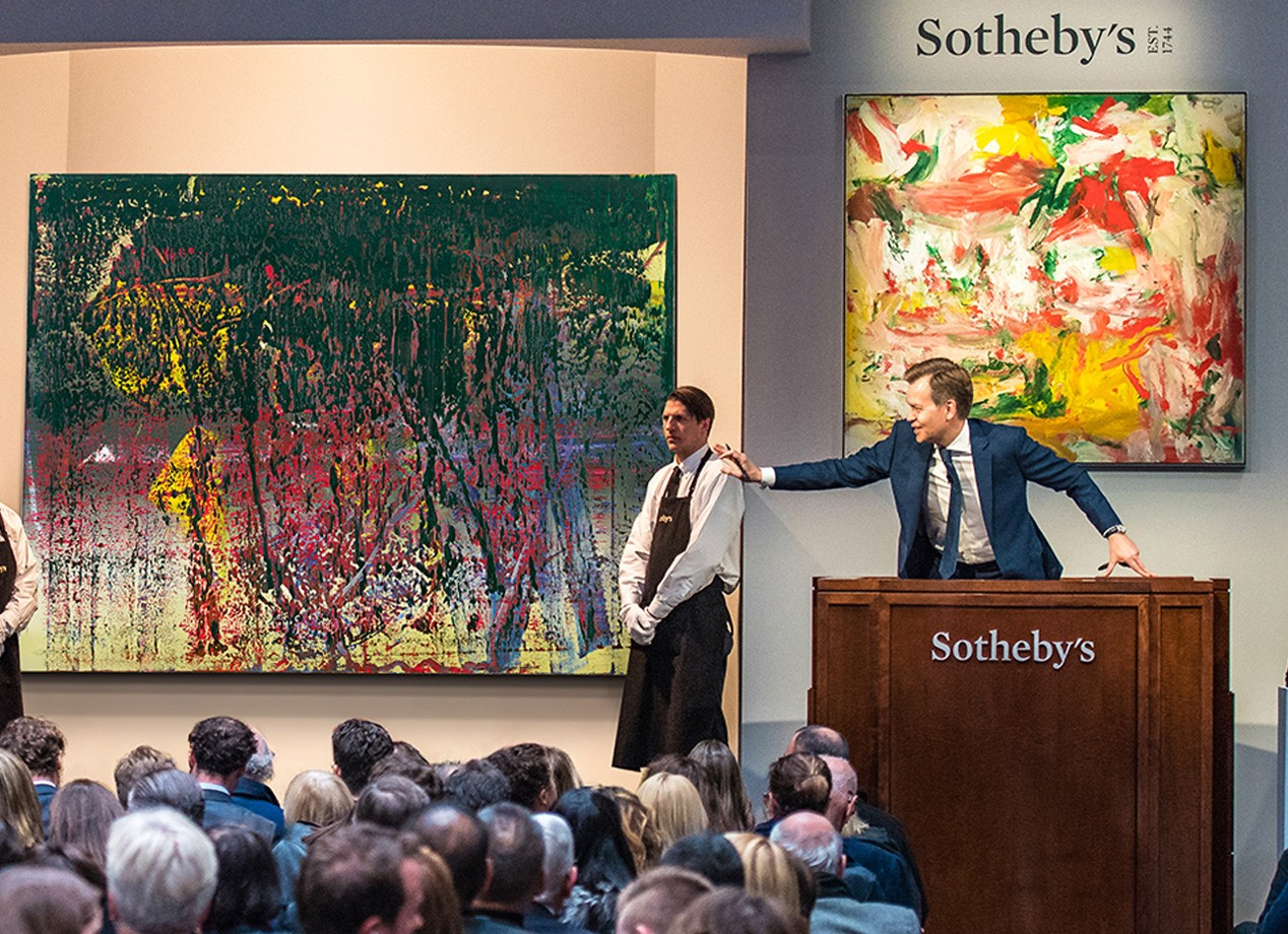 Contemporary Art and Its Markets