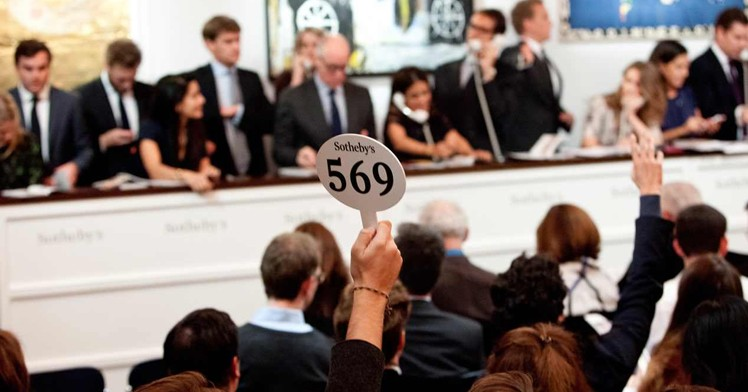 Art Auctions: An Insider's Guide