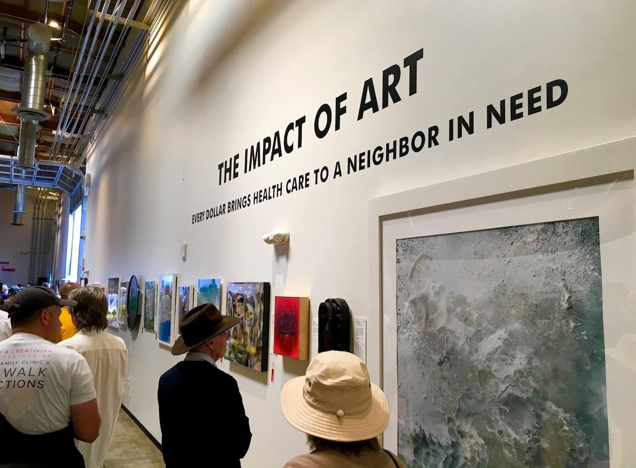 Career Conversations: Venice Art Walk & Auction Internship