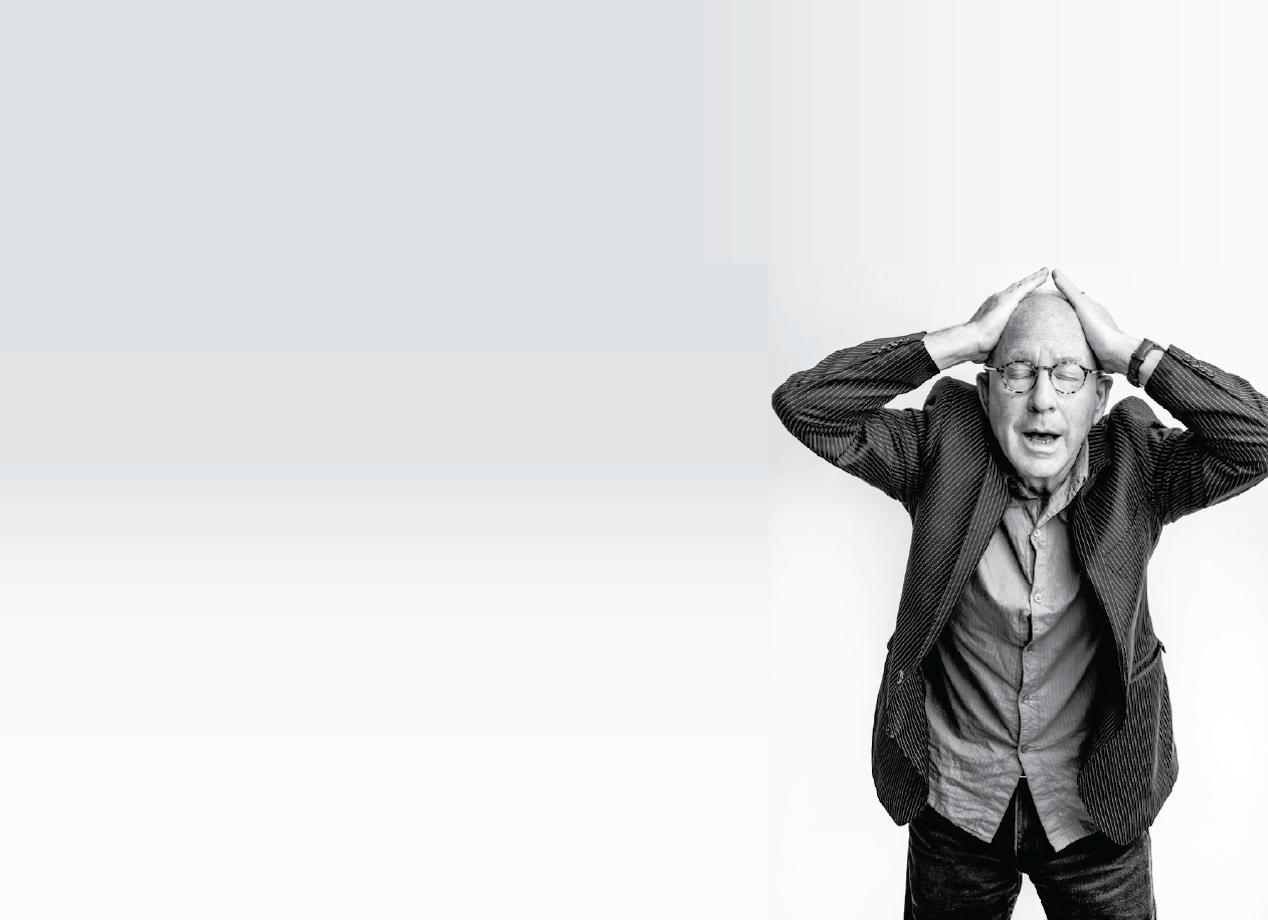 Not Shutting Up: Jerry Saltz in Conversation