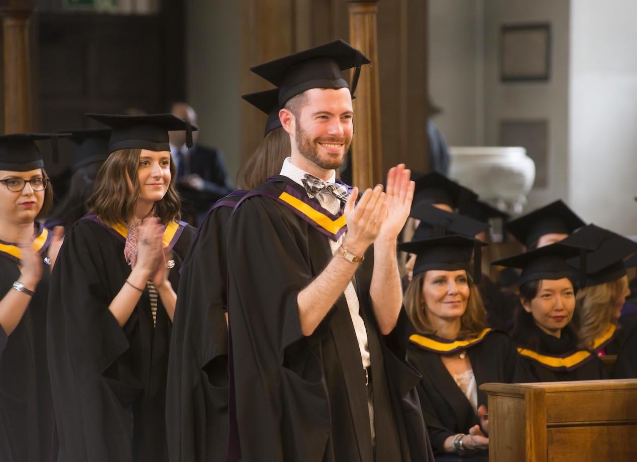 Sotheby's Institute of Art - London Graduation Ceremony