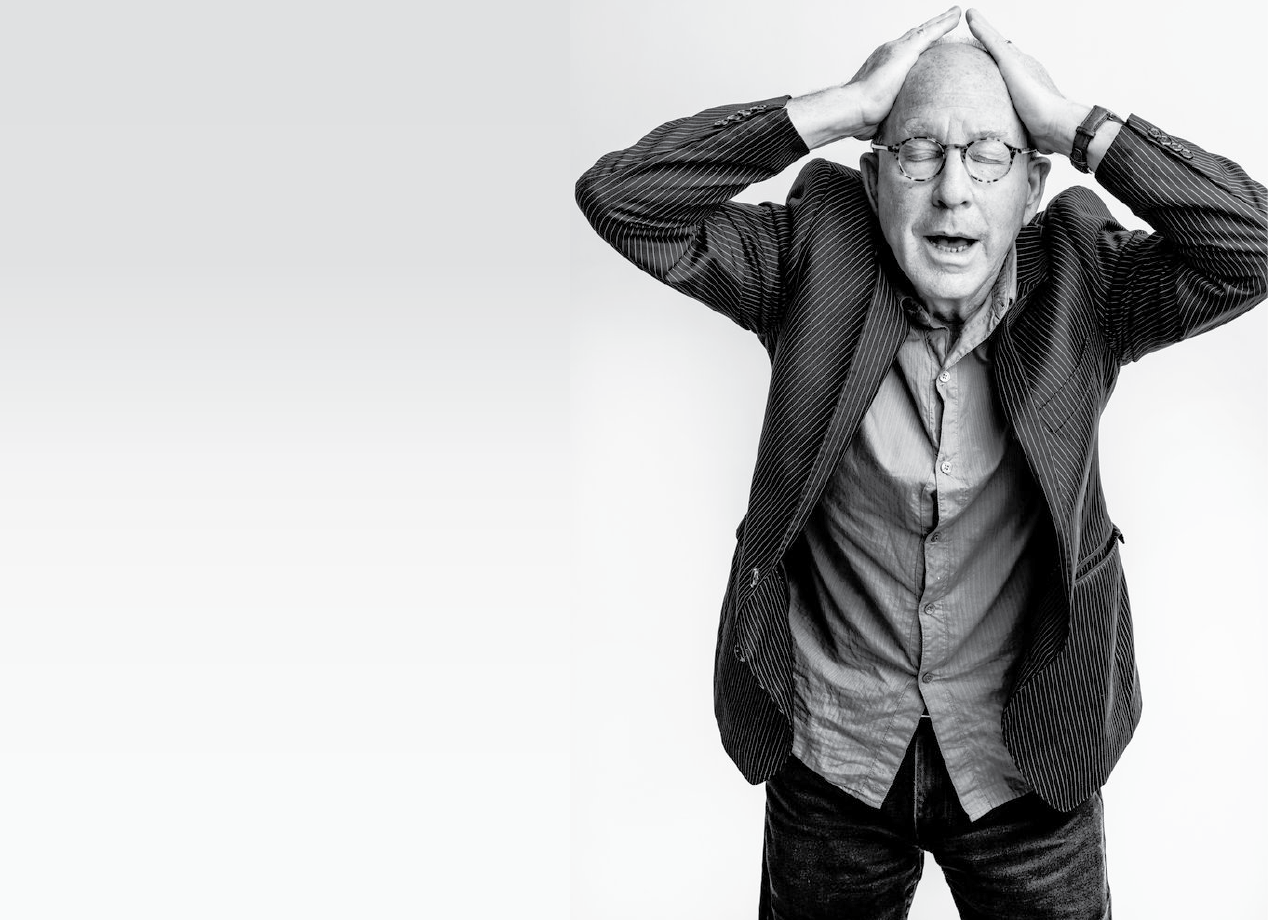 Not Shutting Up: Jerry Saltz in Conversation