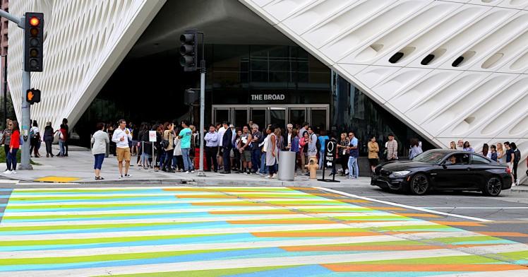 Los Angeles: Reinventing Gallery & Museum Models