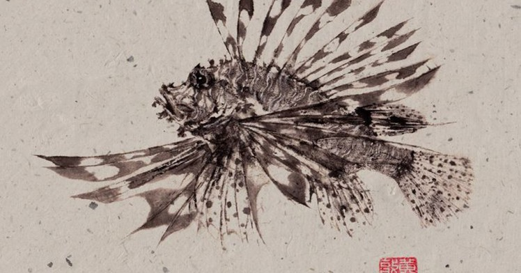 Impressions of the Seas: Gyotaku Fish Prints, Lecture & Demonstration - Los Angeles