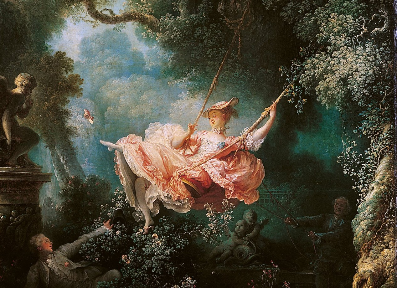 History of Western Art: Baroque to Romanticism