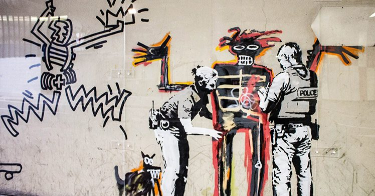 From Basquiat to Banksy: How Street Art Became High Art
