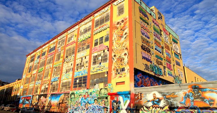 Is the Writing on the Wall? <br>5Pointz & Street Artists' Rights