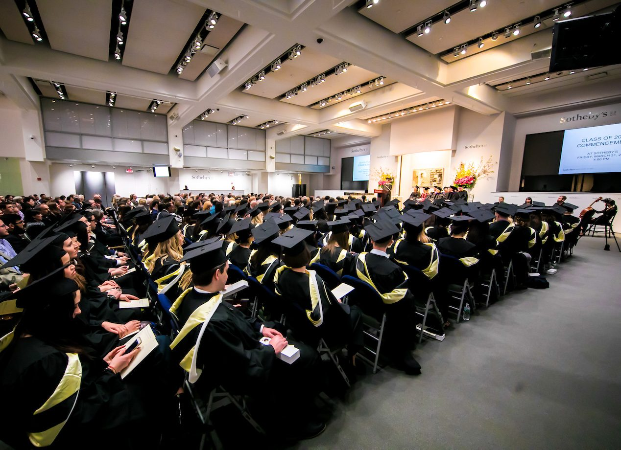 New York Class of 2018 Commencement