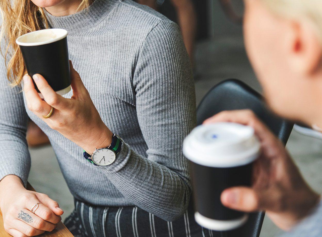 Alumni Coffee Chat: Victoria Gerard