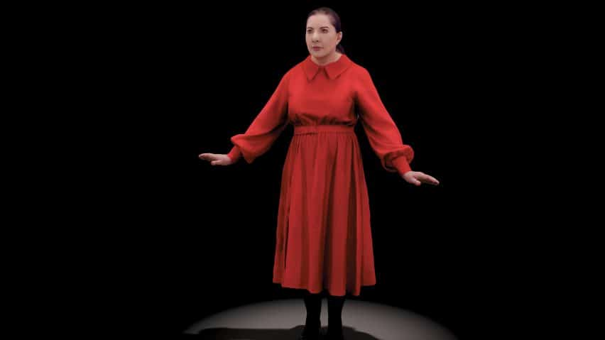 The Life by Marina Abramović