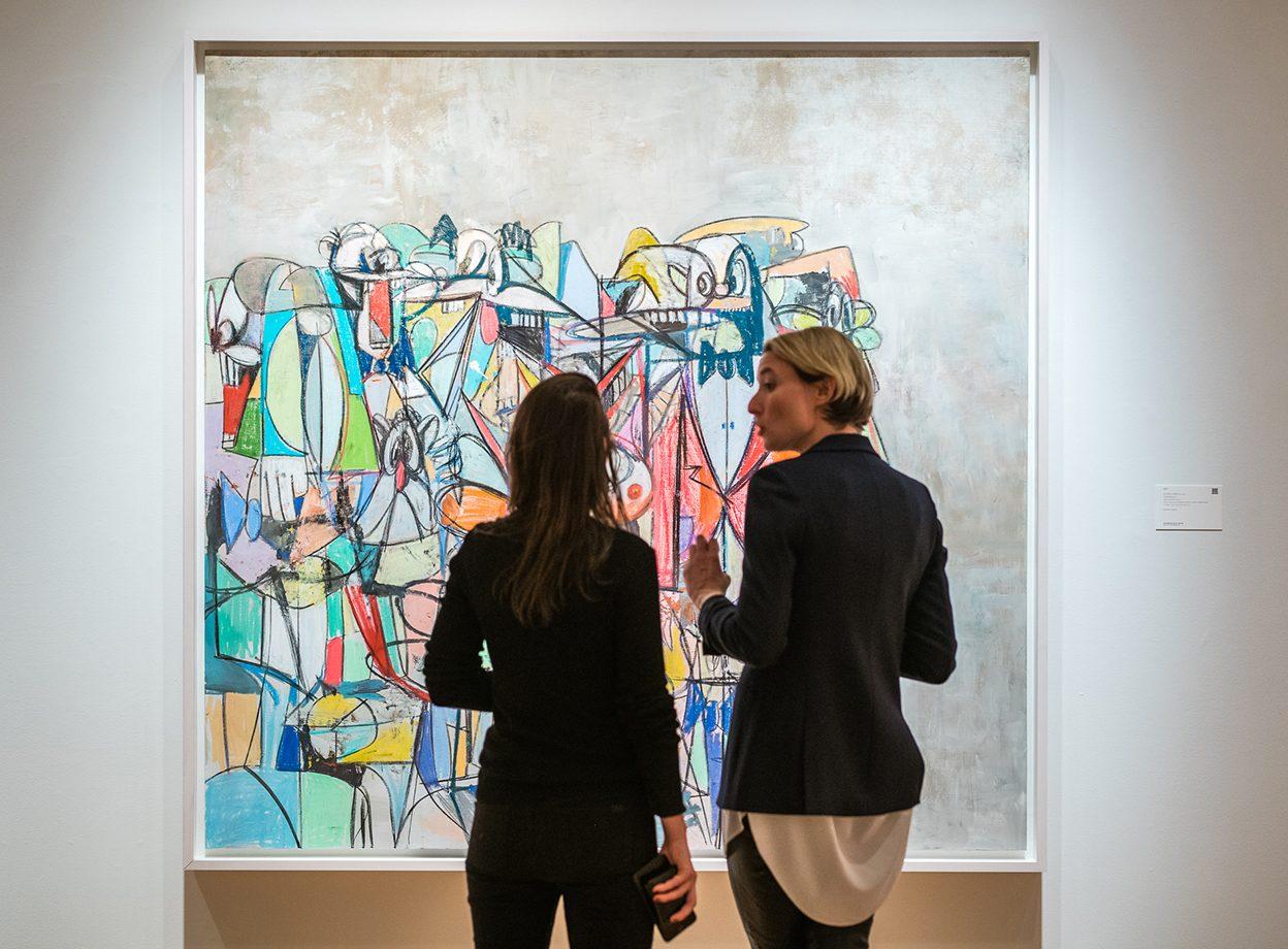 The Art World Past, Present, Future: 1969 – 2019 ++