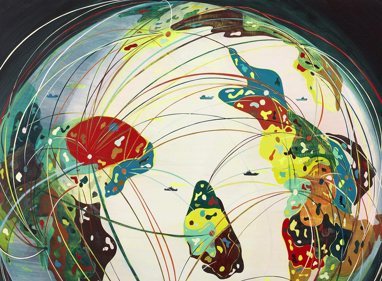 The Art World: Past, Present, Future 1969 – 2019 ++