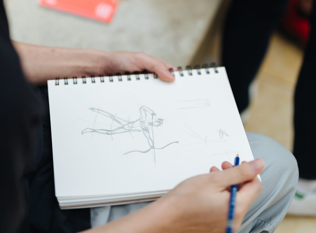Life Drawing with Figuration - Bedford Square Festival