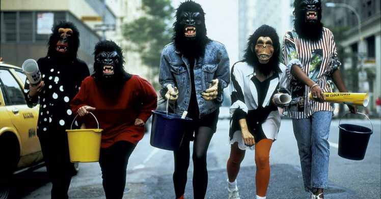 A Conversation with the Guerrilla Girls